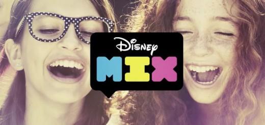 Disney Mix, el nuevo servicio de mensajería para niños