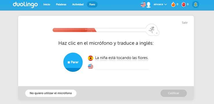 Duolingo la app más usada para aprender ingles