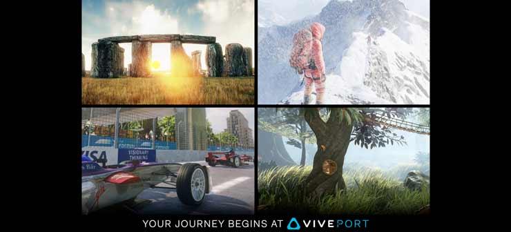 HTC Vive, realidad virtual más allá de la imaginación