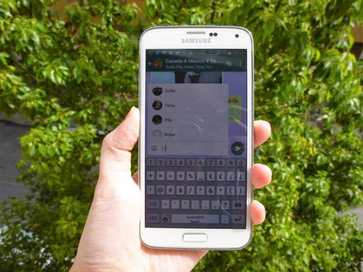 Últimas novedades de Whatsapp: stickers, menciones y mucho más