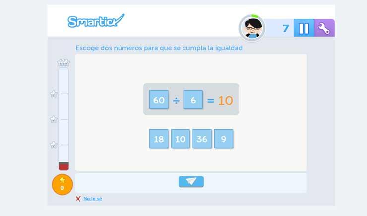 Smartick, la app para aprender matemáticas en solo 15 minutos al día
