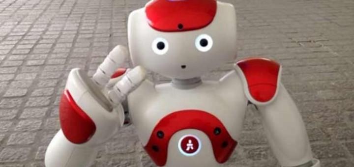 Tecnología educativa: Andy el primer robot con diabetes de España