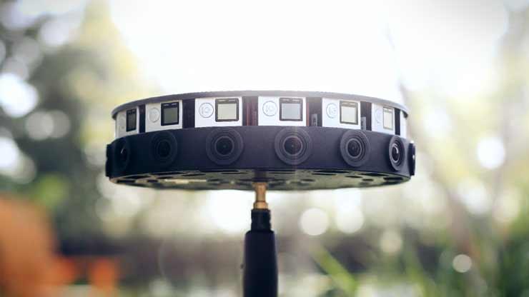 Google Jump tecnología para crear nuestra propia realidad virtual