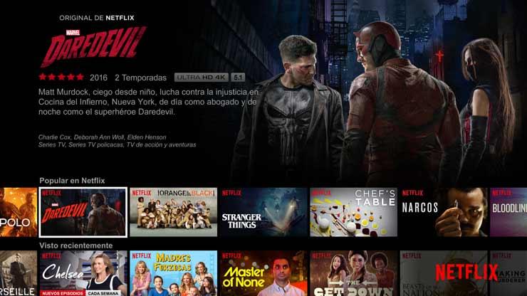Netflix: llega el contenido offline para descargar