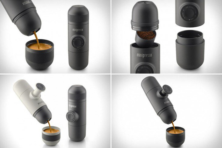 cafetera portatil gadgets cocina