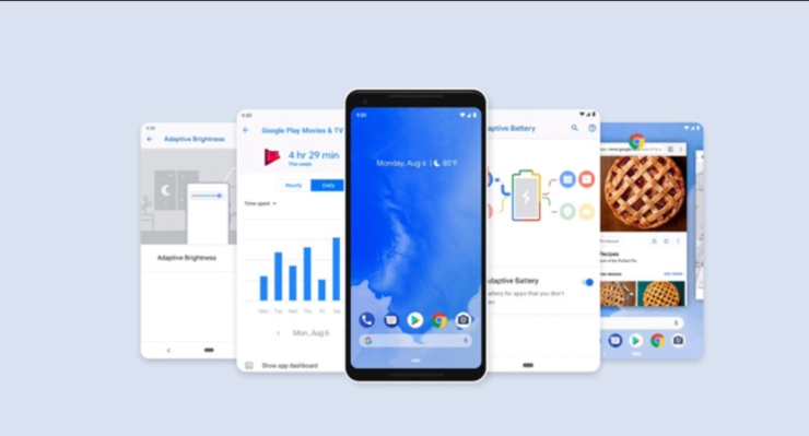 tecnologia para madres android 9