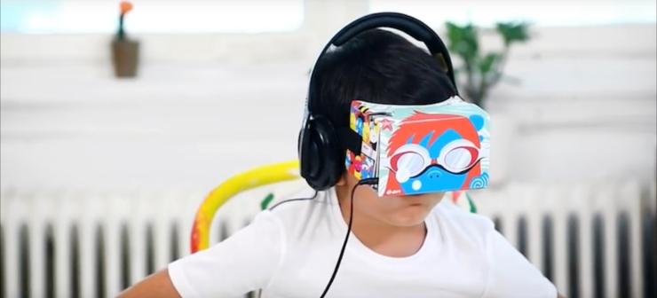 tecnologia para madres realidad virtual mamitech