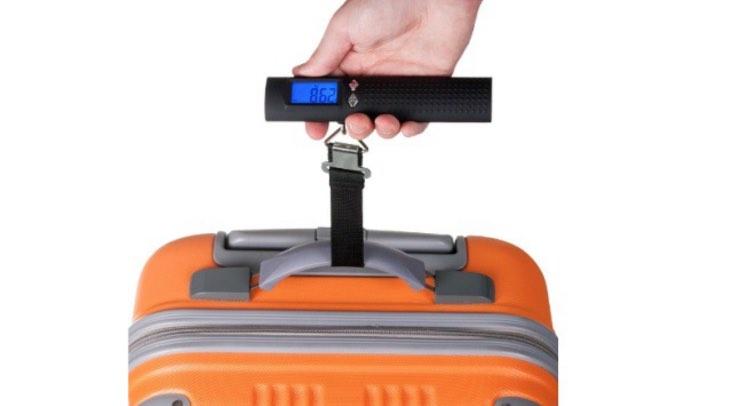 bascula equipaje portatil Mamitech