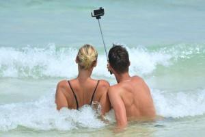 fotos y selfies en redes sociales