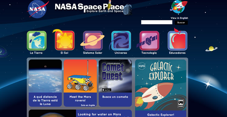 Space Place: novedades tecnológicas para niños