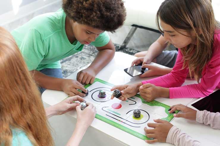 Juquetes para que los niños aprendan a programar