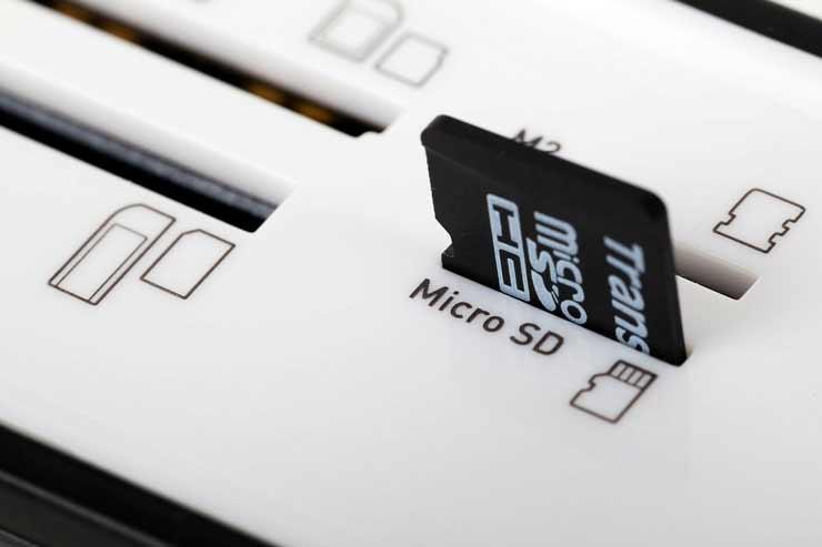 Claves para comprar una tarjeta de memoria