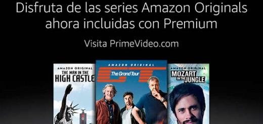 Amazon Prime Video la alternativa a Netflix
