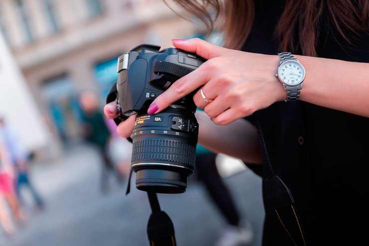 Guía rápida para elegir una cámara de fotos