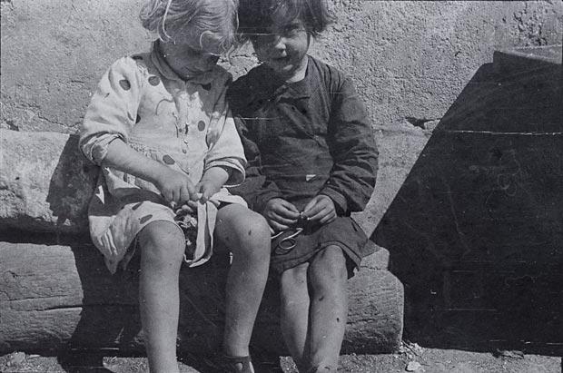 Gerda Taro niñas