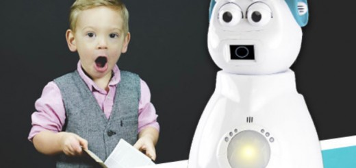 robot emocional aisoy mamitech