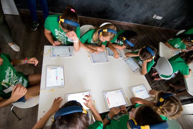 campamento de verano tecnología niñas mamitech-2