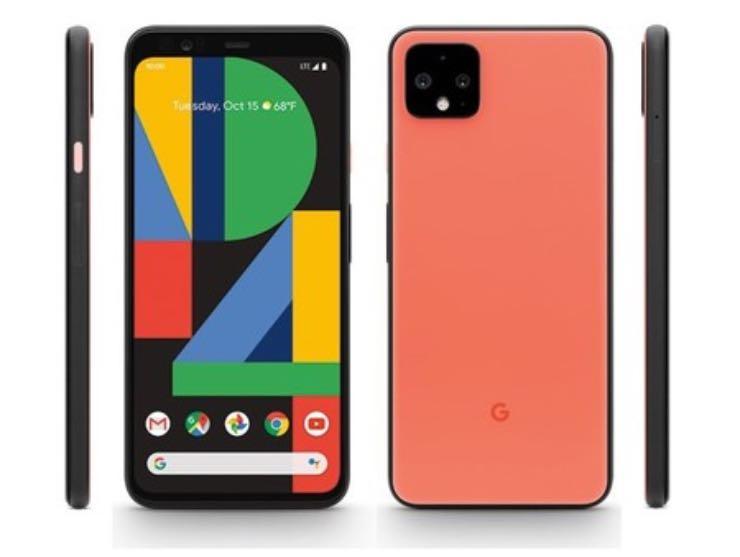 google pixel 4 l mamitech