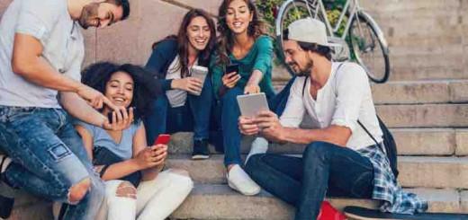 redes sociales y adolescentes Mamitech tips